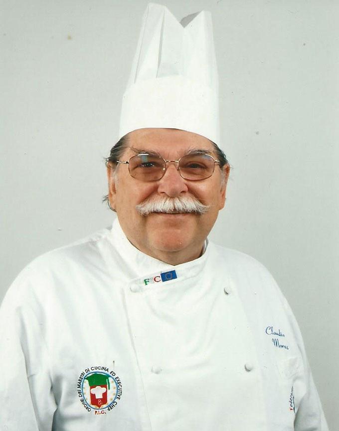 Claudio Moras